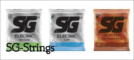 弦 SG-stringsSG-strings